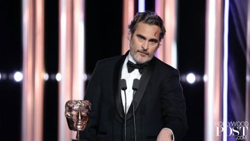 Joaquin Phoenix at BAFTAs: We send a clear message to people of color that you're not welcome here