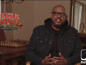 Jingle Jangle Interview with Forest Whitaker and David E. Talbert