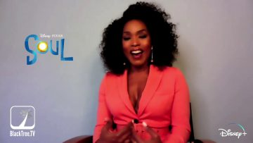 Angela Bassett talks about her 'spark' in Soul Interview