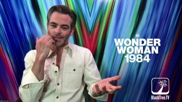 Chris Pine on his favorite 84 Movie. Wonder Woman 1984