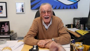 """STAN LEE """"out take"""" behind the scenes audio raw on"""