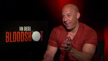 """Vin Diesel """"Bloodshot"""""""