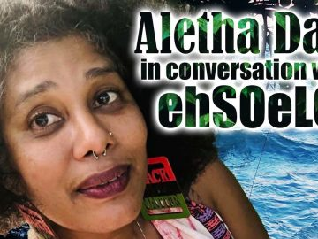 Aletha Dale From Hidden Gems Sits Down With New Artist