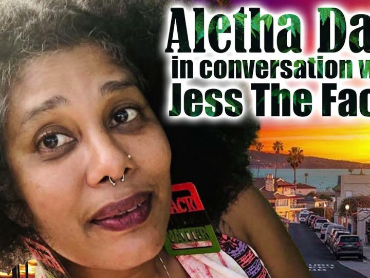 Aletha Dale from Hidden Gems in conversation with Jess the